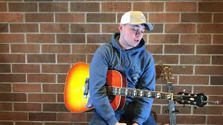 Drunk me Mitchell tenpenny cover Video