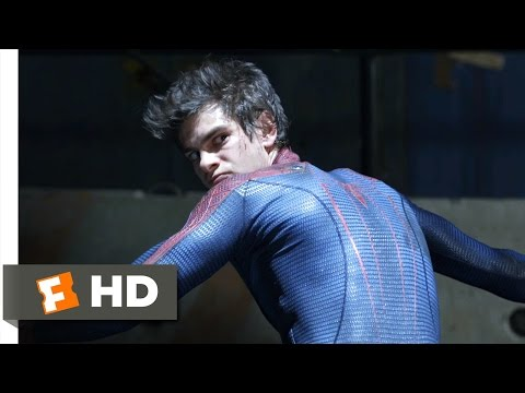 The Amazing Spider-Man - Unmasking Spider-Man Scene (8/10) | Movieclips Mp3
