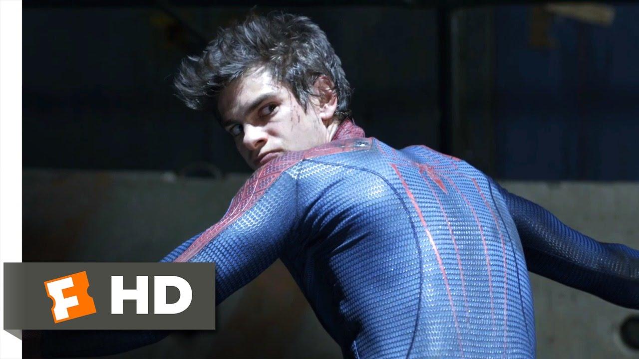 Download The Amazing Spider-Man - Unmasking Spider-Man Scene (8/10) | Movieclips