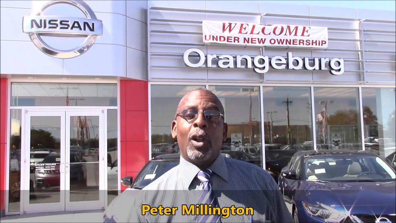 Get Nissan Orangeburg