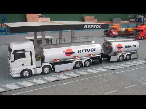 Amazing TORDESILLAS RC 2014 V8 Camiones y Excavadoras Rc  SCALEART, PREMACOM AND WEDICO