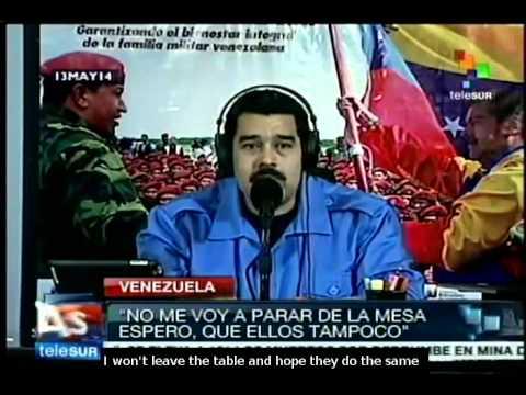 Venezuela opposition threatens to end peace talks