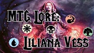 MTG Lore: Liliana Vess