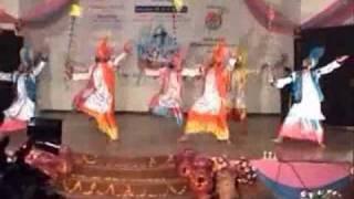 Bhangra GGNIMT Ludhiana , Inter Zone At Jallandhar