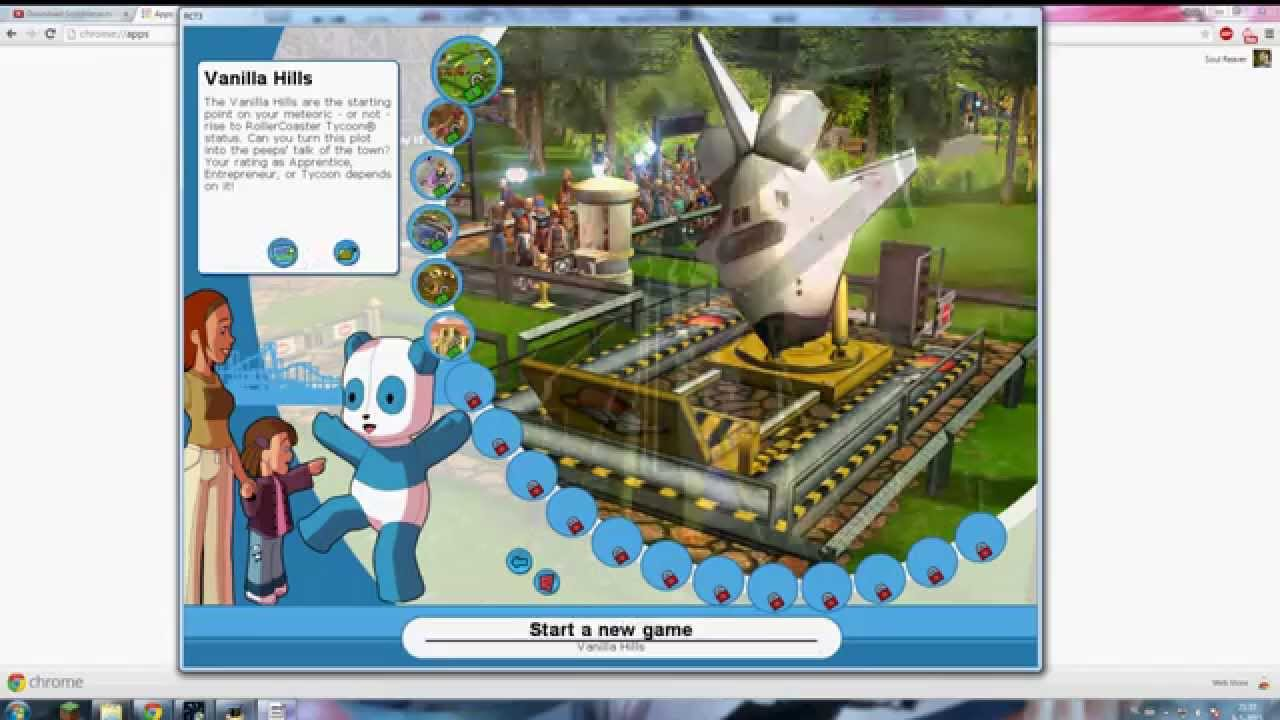 Rollercoaster tycoon 3 platinum free download full version.