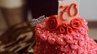 Mama Bebie's 70th Birthday   Final