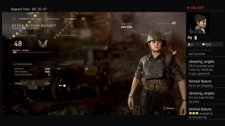 Call Of Duty WW2 Canadian Gamer Girl PS4 Live Stream WW2 Kind Of Night