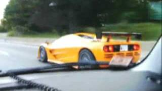 McLaren F1 LM on Public Highway