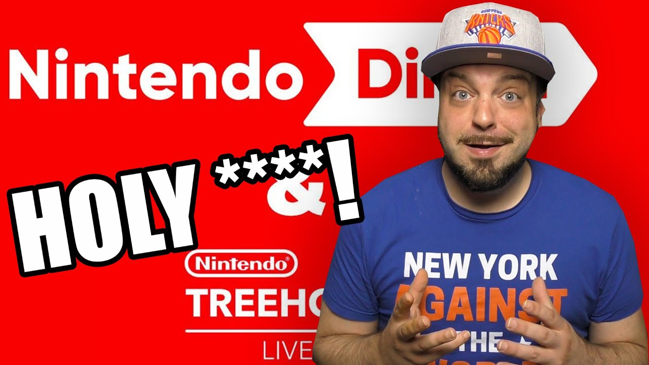 Download Nintendo Direct E3 2021 REACTION - HOLY ****!