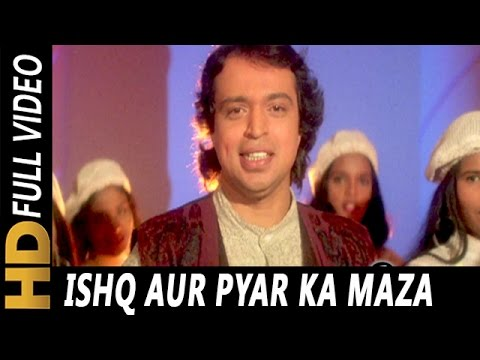 Ishq Aur Pyar Ka Maza Lijiye | Altaf Raja | Shapath 1997 HD Songs | Mithun Chakraborty