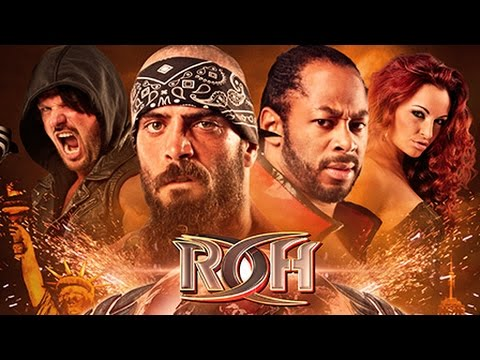 ROH Best in the world 2015 Review; AWESOME SHOW!!!!!