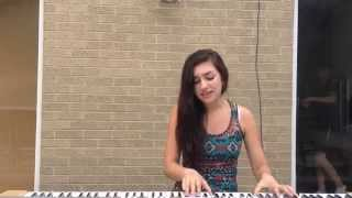 My Redeemer Lives - Nicole C. Mullen (cover) by Genavieve Linkowski