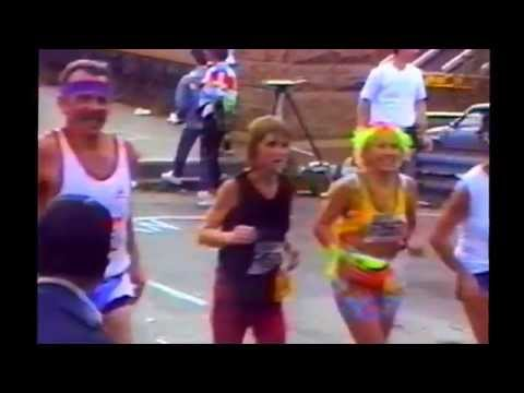 NYC Marathon 1990 Run