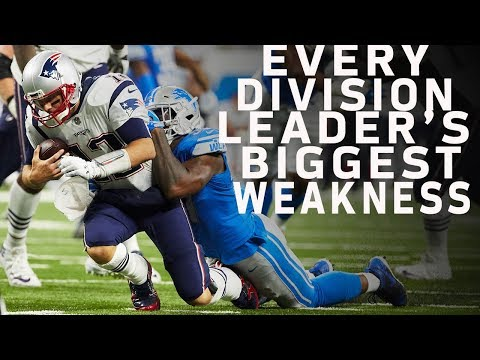 Every Division Leader's Biggest Weakness | Move the Sticks | NFL