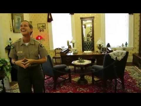 Almaden Quicksilver Mining Museum - The Guided Tour - Part 1