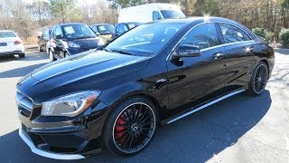 Mercedes-Benz CLA45 AMG 2014 Videos