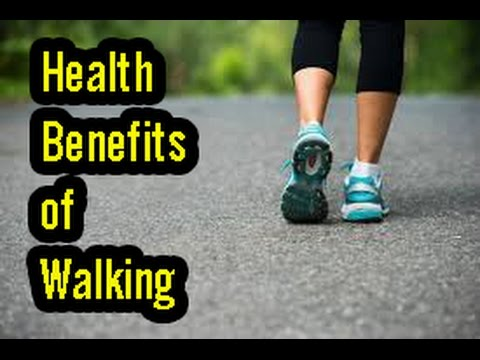 8 Reasons Why Walking Is Great For Your Health