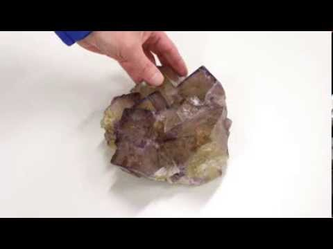 Study Geology - What is Fluorite?