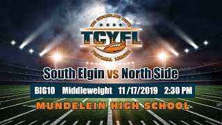 Big10 Middleweight: South Elgin vs North Side U