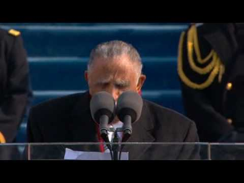 Dr. Joseph Lowery delivers Inauguration Benediction for Barack Obama