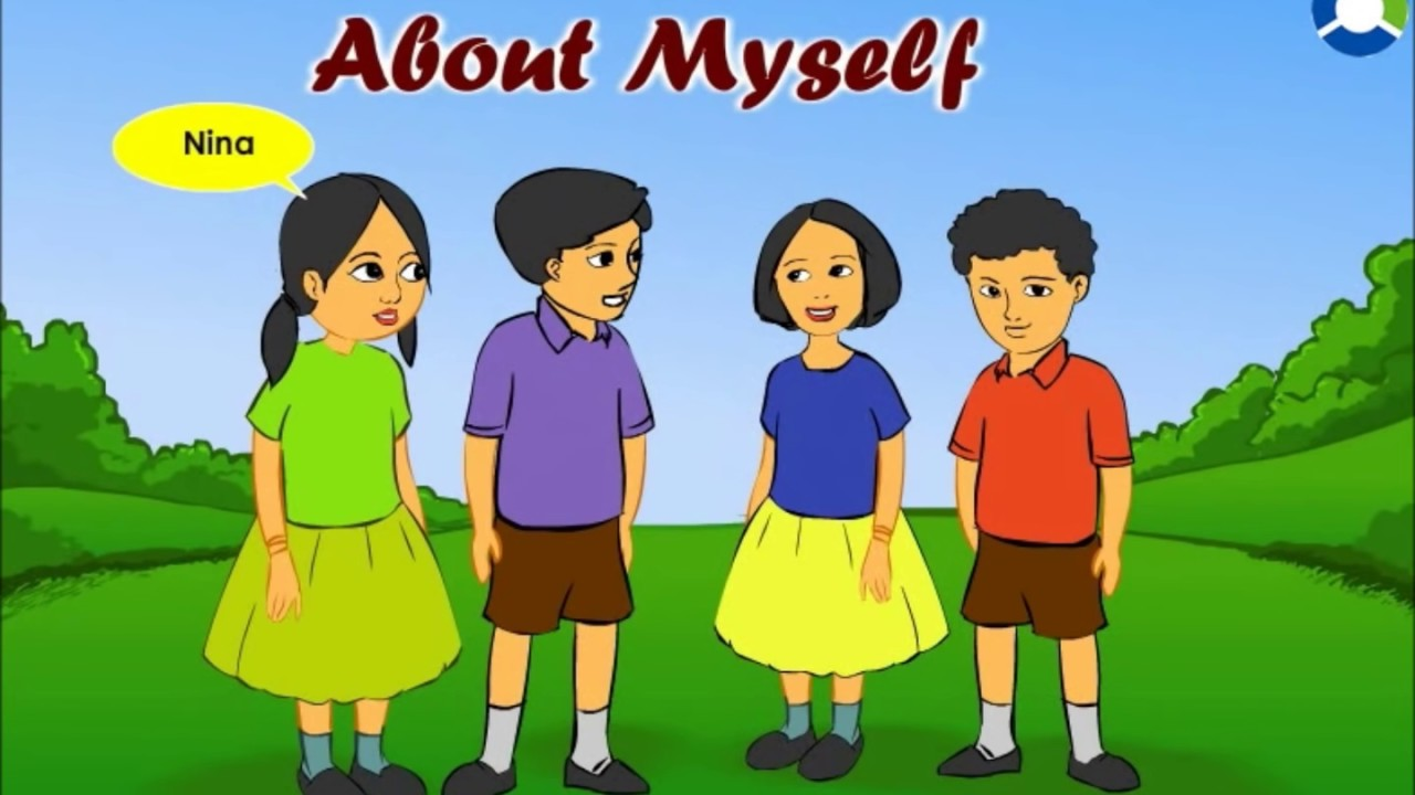 hight resolution of About My Self - Me and Myself (CBSE Grade 1 EVS) - YouTube