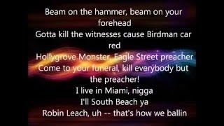 Gangsta Party Remix - Wiz Khalifa and Lil Wayne Lyrics