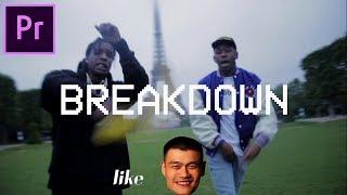 A$AP ROCKY X TYLER THE CREATOR - POTATO SALAD (Music Video Editing Breakdown)
