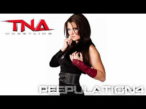Winter 2nd TNA Theme - Hands Of The Wicked (HQ)