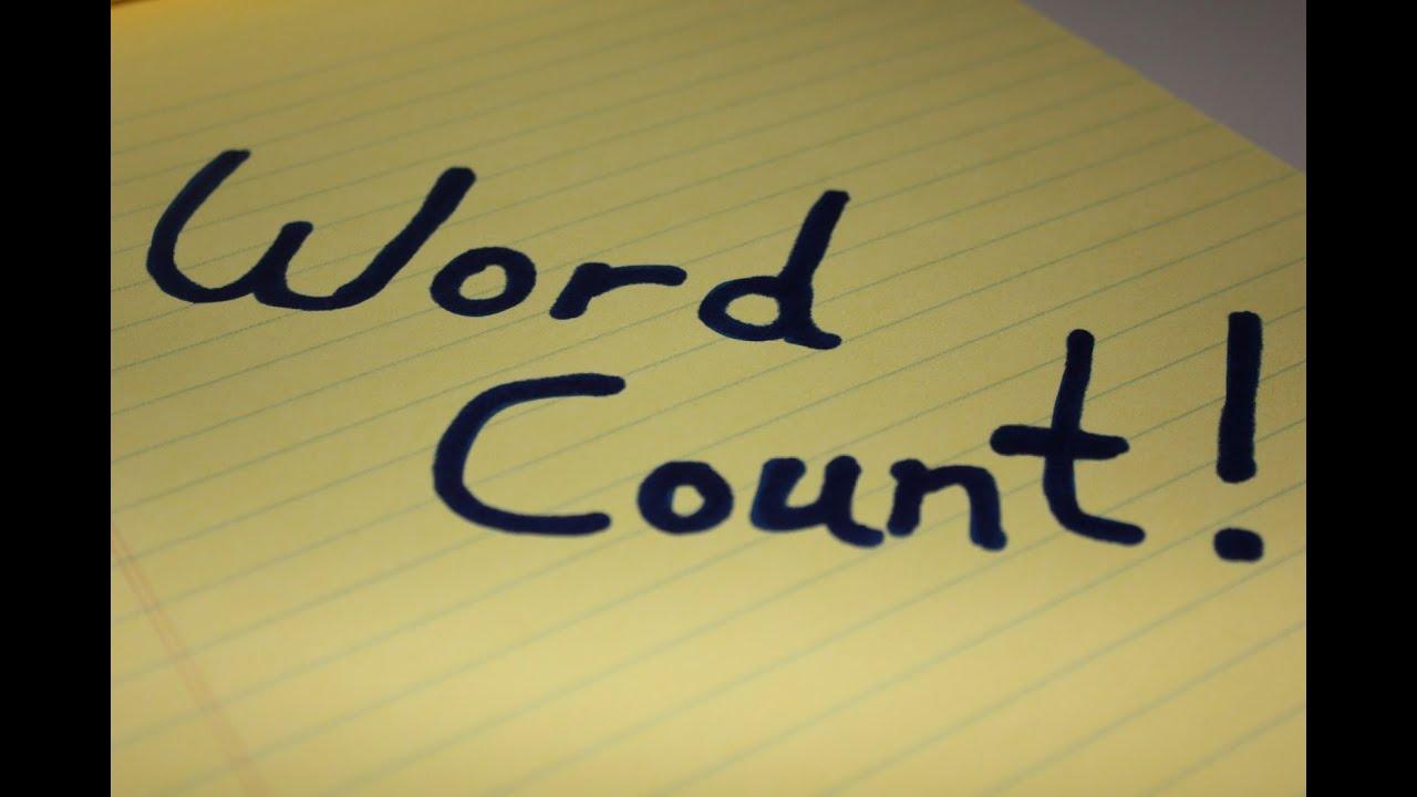 Hướng dẫn đếm số từ và số ký tự trong word