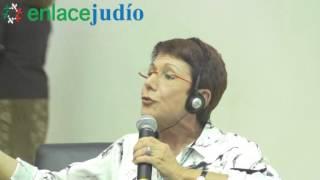 """Enlace Judío - Presentación del libro """"Israel una historia"""" de Anita Shapira FIL 2013"""