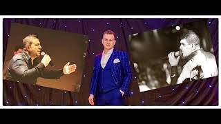 Marian Cozma,Ionut Galani&amp Gigi Sima-Trio Thelo na me nioseis(greceste-romaneste-mached ...