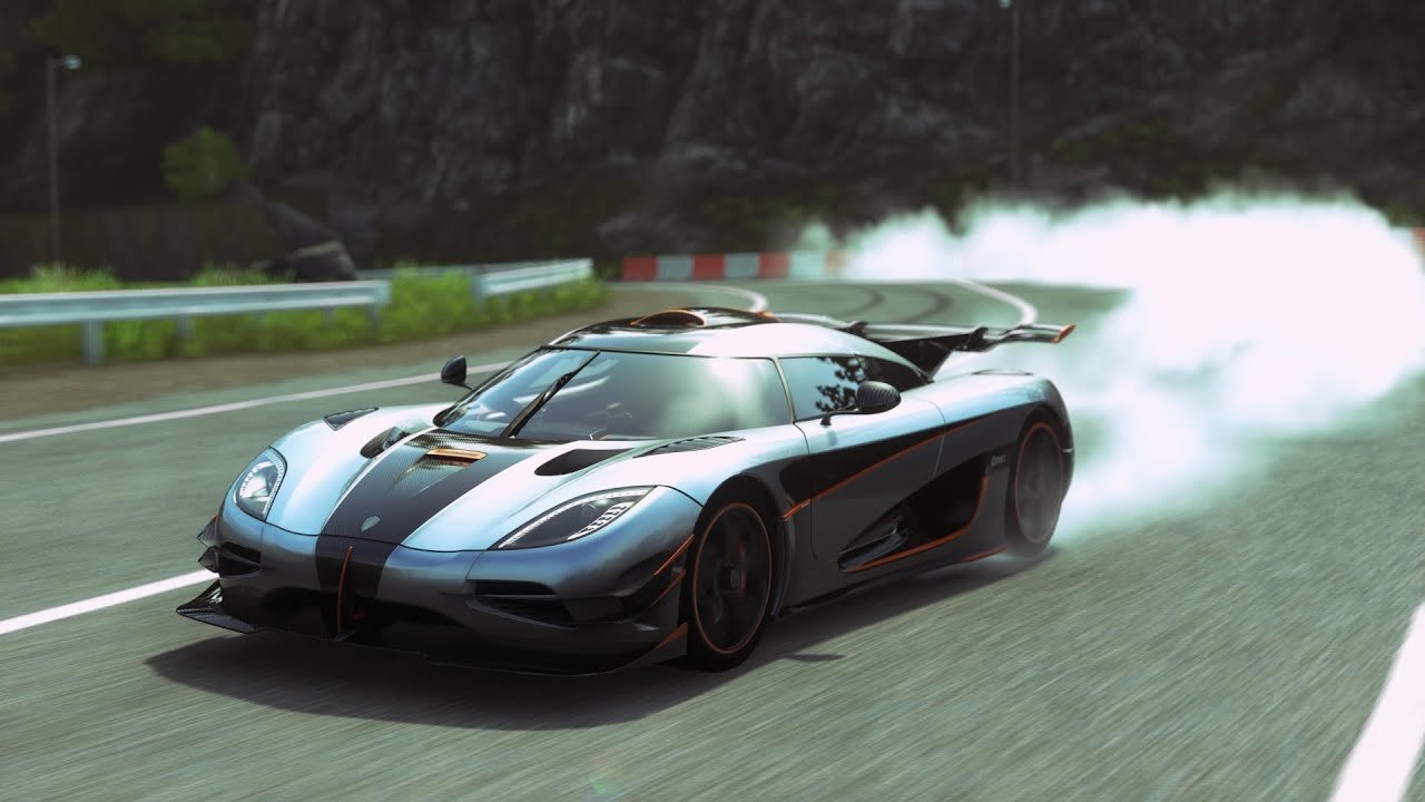 Koenigsegg Agera R Wallpaper 1080p >> DRIVECLUB Koenigsegg One:1 POWERSLIDING @ Lake Shoji 1080p - YouTube
