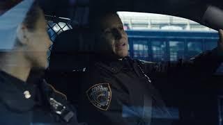 Blue Bloods 8x22  Eddie saves Jamie HD