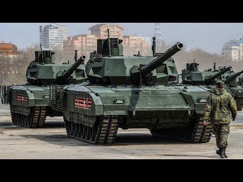 Россия Не Зря Отправила Т-14 «Армата» в Сирию!