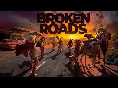 Broken Roads Gameplay 2020