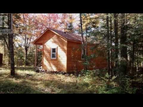 Offgrid Land: 1.94 Acres With Cabin  $42,500 Northern Ontario Canada