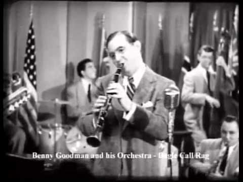 "Benny GOODMAN & His Orchestra "" Bugle Call Rag "" (1943) !!!"