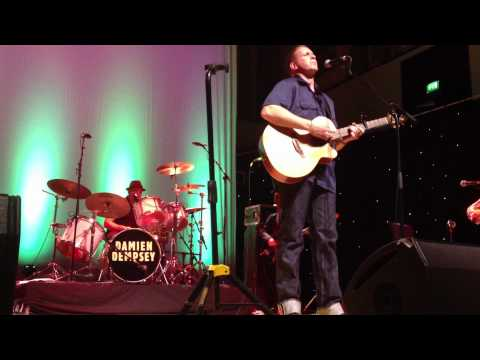 Damien Dempsey Live Apple Of My Eye