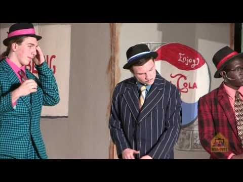 Burncoat Spring Musical - Guys and Dolls