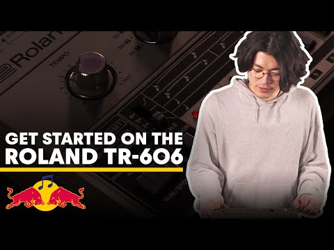 First Patch - Roland TR-606 | Red Bull Music Academy