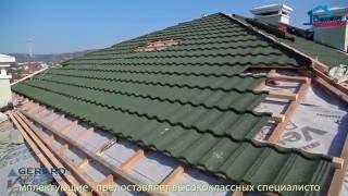 видео Металлочерепица в Алматы цены от производителя