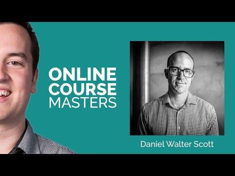 Multiple Streams of Income with Online Courses with Daniel Walter Scott | OCM 23