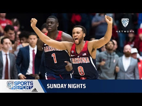 Highlights: No. 14 Arizona outlasts Stanford to take sole possession of first place in Pac-12