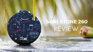 boAt Stone 260 Bluetooth Speaker Review