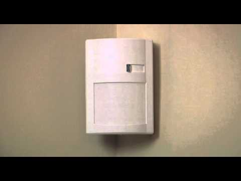 Motion Detector Demonstration   CPI Security