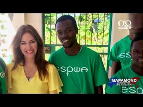 O mână de ajutor pentru copiii din Haiti
