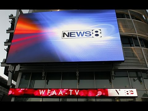 WFAA Intern Newscast 2015