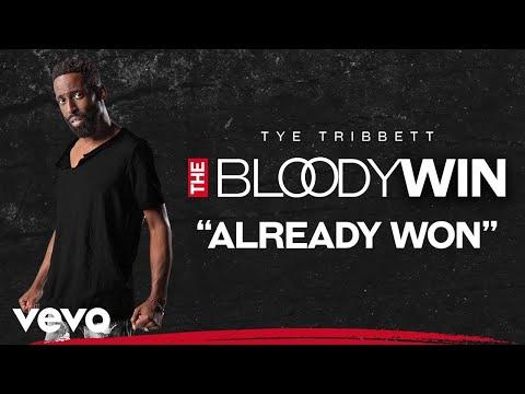 Tye Tribbett - Already Won (Audio/Live)