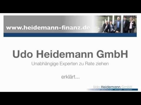Udo Heidemann GmbH - Die private Altersversorgung