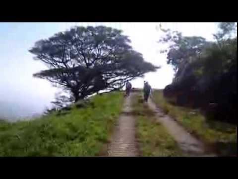 Cerro del Vigía Santiago Tuxtla, Veracruz.
